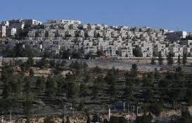 Türkiye'den İsrail'in Doğu Kudüs'teki yasa dışı yerleşim birimlerini genişletme kararına tepki!