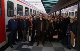 Balçova arsa mağdurları Ankara'ya gitti!
