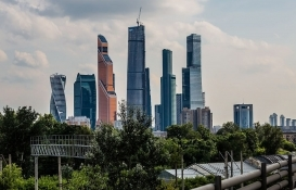 Rusya'da konut projeleri azaldı!