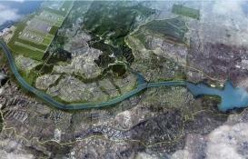 Yabancı şirketler Kanal İstanbul'dan 791 bin metrekare yer aldı!
