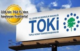 TOKİ İzmir Yenitepe'de 141 konutu satışa sunuyor!