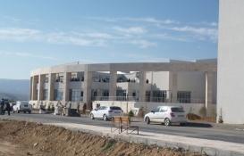 Tunceli Üniversitesi Aktuluk Yerleşkesi 2. Etap Kampüs binası ihalesi 4 Kasım'da!