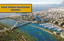 Kanal İstanbul YİD modeli kapsamına alınacak!