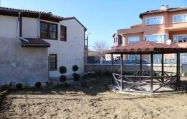 Edirne'de yıkılmaya yüz tutmuş konaklar onarıldı!