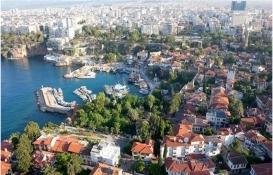 Antalya'da imar sorunu çözülecek!