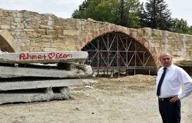 Kastamonu'daki Tarihi Taş-Köprü restore ediliyor!
