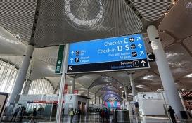 İstanbul Havalimanı'nda akıllı teknoloji farkı!