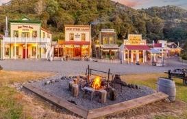 Yeni Zelanda'da dev kasaba 7,5 milyon dolara satılıyor!
