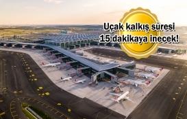 İstanbul Havalimanı'nın 3. pisti bugün açılıyor!