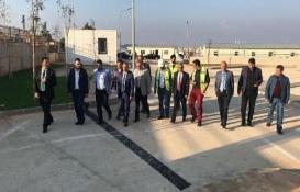 Reyhanlı Devlet Hastanesi'nin yüzde 95'i tamamlandı!