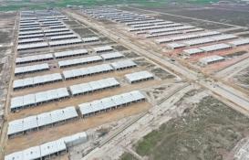 Aksaray Yeni Küçük Sanayi Sitesi'nin yüzde 65'i tamam!