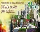Yeşilce Aydos Kiptaş Evleri satılık!