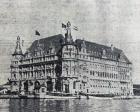 1935 yılında İstanbul Limanı Haydarpaşa'da yapılacak!