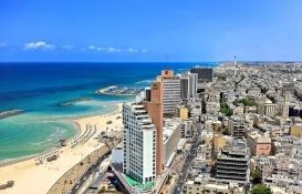 Filistinliler Tel Aviv'in 50 bin konutu yıkım politikasını protesto etti!