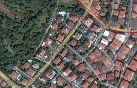 Tarabya'da 8 milyon TL'ye icradan satılık kargir bina ve arsası!