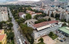 Dokuz Eylül Üniversitesi Rektörlük binası kültür mirası oldu!