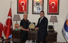 Antalya'da sanayicilerin arazi sorunu görüşüldü!