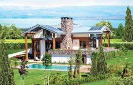 Valle Lacus Sitesi'nde 6.2 milyon TL'ye icradan satılık villa!