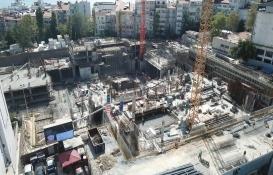 Taksim'deki AKM'nin inşaatı devam ediyor!