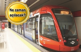 Göztepe-Ataşehir-Ümraniye Metro Hattı'nda son durum ne?