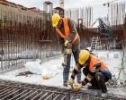 İnşaat sektörünün istihdam payı 0.5 puan arttı!