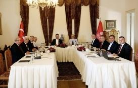 CHP'nin Büyükşehir Belediye Başkanları Çalıştayı'nda imar konuşuldu!