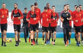 Göztepe'nin yeni stadında heyecanlı bekleyiş!