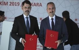 Ankara Yeni Adalet Sarayı yapım projesi protokolü imzalandı!