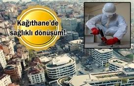 Kağıthane Yahya Kemal'de kentsel dönüşüm başladı!