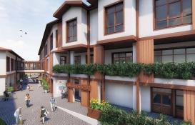 Eskişehir Odun Pazarı'na ticari kompleks inşa ediliyor!