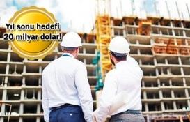 Türk müteahhitler yurt dışında 5,1 milyar dolarlık proje üstlendi!