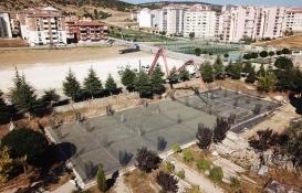 Bozüyük 4 Eylül Mahalle Konağı'nın inşaatı başladı!