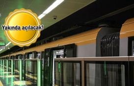 Yamanevler-Sancaktepe Metrosu'nun test sürüşleri tamamlandı!