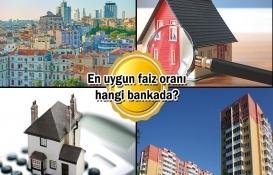 Konut kredisi faiz oranlarında Merkez Bankası etkisi!
