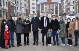 TOKİ Bursa Orhangazi 4.Etap konutları hak sahiplerine teslim edildi!