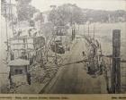 1957 yılında Arnavutköy - Bebek sahil yolu genişletiliyormuş!