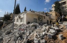 İsrail 2019'da Filistinlilere ait 521 evi yıktı!