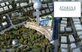 Atakule Alışveriş Merkezi'nin kulesi hizmete açılıyor!