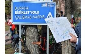Ankara Bisiklet Yolu projesi için ilk adım atıldı!