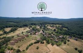 Mihalangoz Köy Evleri projesine ödül!