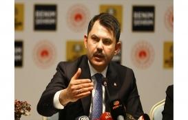 Murat Kurum: Konya'yı mimarisiyle örnek bir şehir haline getireceğiz!