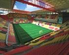 İzmir Göztepe Stadı 2018'de açılıyor!