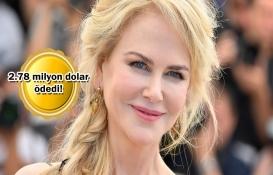 Nicole Kidman Sidney'den daire aldı!