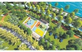 Kırıkkale Millet Bahçesi'nin ihalesi tamam!