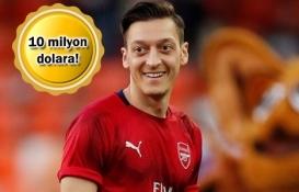 Mesut Özil İstanbul'dan ev aldı!
