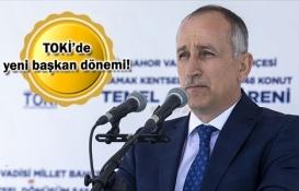 Ömer Bulut resmen TOKİ'nin yeni başkanı oldu!