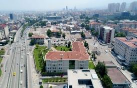 Bursa Osmangazi Meydanı için 145 milyon TL'lik kamulaştırma!