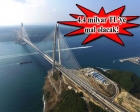 3. Köprü-3. Havalimanı-Halkalı Hızlı Tren Hattı için düğmeye basıldı!