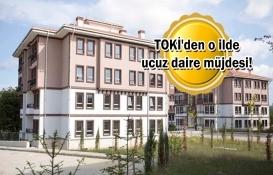 TOKİ'den 1.250 TL taksitle ev sahibi olma fırsatı!