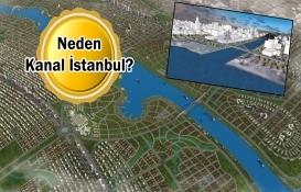 Kanal İstanbul şehrin çevresel sigortası olacak!